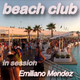 Emiliano Mendez@Colors And Sounds of The Balearic Islands - Exclusive Session ( Beach Club #6)
