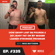 How Geoff Lost 79 Pounds & 25% Body Fat on my Bigger Leaner Stronger Program