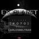 Exoplanet RadioShow - Episode 070 with Carlos Beltran @ LocaFm (01-03-17)