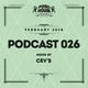 ► Pogo House Podcast #026 - Cev's (February 2017)