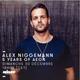 Alex Niggemann b2b Speaking Minds - Live @ 5 Years of AEON Takeover RinseFM (Paris, FR) - 30.12.2018