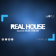 Real House 141 Mixed by Alex Deejay 2019