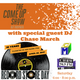 The Come Up Show - Record Store Edition with DJ Chase March