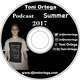 Toni Ortega - Podcast Summer 2017