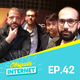 EP. 42: Conversa boa onda: As minhas insónias em carvão (Luís Rodrigues) + Virais da Semana logo