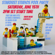 6-15-19 DJ DARQ STARDUST EPIC POOL PARTY AT STARDUST STUDIOS