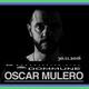Oscar Mulero - Live @ Dommune, Tokyo, Japon (30.11.2016) logo