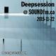 Deepsession @ SoundFM.ca - 2015-11-22