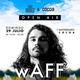 WAFF - Live @ Groove & Cocoa Open Air, Club Hipico (Malaga, ES) - 29.07.2018