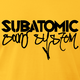 Subatomic Sound Radio - From Brooklyn to Russia to the World logo