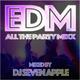 EDM All The Party Mixx @Club Gino Fukuoka