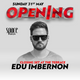 Edu Imbernon  #SpaceOpeningFiesta 2015 (Terrace)