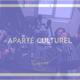 Aparté Culturel - 19.04.18