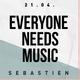 VILLA KLUB Mix w/ Sebastien (21.04.2017)