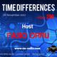 Fabio Orru - Time Differences 290 on TM Radio - 26-Nov-2017
