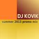 Summer 2013 Promo Mix