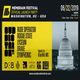 FrontNCenter with Kinetiks MC live at SubDistrick Backbar 9:30 Club Washington DC 6-22-19