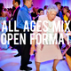 All Ages Mix (open format 2017)