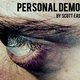 Personal Demons – A Darkly Cinematic Soundscape to an Unfilmed Screenplay