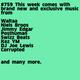 #759 New Niels Broos | Swizz Beats | DJ Joe Lewis | Waltaa | Jimmy Edgar | ...