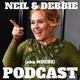 Neil & Debbie (aka NDebz) Podcast #123 ' Hi everyone, hi '  -  (Full music version)