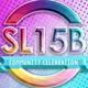 SL15B (Second Life 15th Birthday Community Celebration) Rockin' Robert C at North DJ Stage June 18