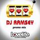 DJ Ramsey LoveLife Promo Mix