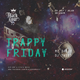 TRAPPY FRIDAY MIX / BLACK HOUR Hip-Hop & RnB Music Broadcast @106FM