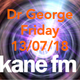 Deep Space Neutrinos and Ice Cubes with Dr George 13th July 2018