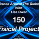Trance Around The Globe With Lisa Owen EP 150 fisical Project
