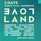 Stephan Bodzin - Live @ Loveland Festival 2018, Sloterpark (Amsterdam, NL) - 11.08.2018