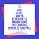 Kiia w/ Ellie Stokes, Alya L & Jo Bigh |International Womens Day - 8th March 2018