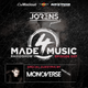 Made4Music 007 with JOR3NS (Guestmix by Monoverse) @ Playtrance.com