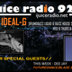 IJUICE-92.1FM || Dj Ideal-G Weds House 'n' Rnb show || Dee-Jay : Guest