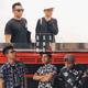 BASE ONLINE RADIO EP 1 - SEI SHUTTLE RECORDS & MEDIOCRE HAIRCUT CREW logo