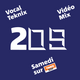 Trace Video Mix #209 VF by VocalTeknix