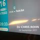 DJ CHRIS ROHN - 26 September 2017