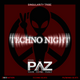 Techno Night #2- Singularity Tribe- Live Show |After Hours Set|