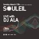 Live from Souleil (San Diego) 17-March-2019 - DJ ALA
