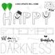Happy Tempo in Darkness - Minimal Techno Mix - RastaKillah'z Collection From Boris Brejcha