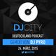 DJ Pyro - DJcity DE Podcast - 24/03/15 DJ mix set