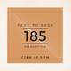 FADE TO BASS – EPISODE 185