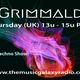 MGR Dj Grimmaldika Show #2 - Techno time -