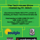 The Tech House Show Hosted by Mr. Stitch Soundwave Radio 92.3 FM London 2018-06-20