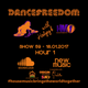 Dancefreedom 59 - new music hour - 18012017