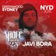 Javi Bora DJ Set - Space Ibiza 25th Anniversary Tour @ NYD 2015 Sydney (Australia)