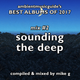 Best Albums of 2017 Mix 2 - Sounding The Deep compiled by Mike G