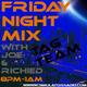The Friday Night Mix with Joe and RichieD on Simulator Radio