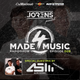 Made4Music 009 with JOR3NS (Guestmix by Aurosonic) @ Playtrance.com