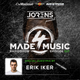Made4Music 017 with JOR3NS (Guestmix by Erik Iker) @ Playtrance.com